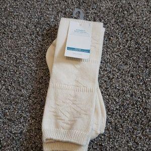 Patterned boot socks